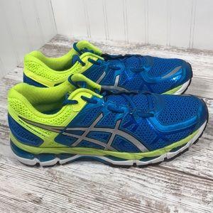 Asics Gel Kayano 21 Running Shoe Royal Blue 8.5